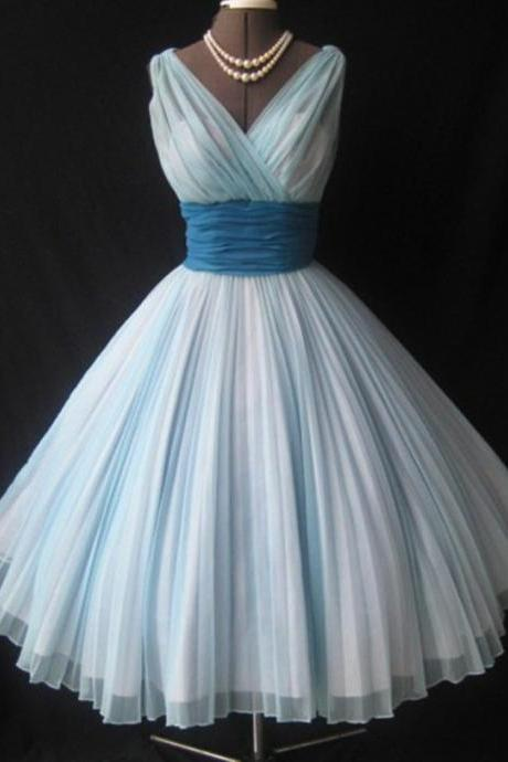 Short Light Sky Blue Homecoming Dress, Short Evening Dresses,Cheap Homecoming Dress, Graduation Dresses for Girls, Cheap Party Dress